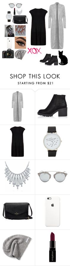 """""""#5"""" by selma-366 ❤ liked on Polyvore featuring WearAll, River Island, MuuBaa, ALDO, Bling Jewelry, Christian Dior, GALA, Converse and Smashbox"""
