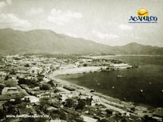 #acapulcoeneltiempo Acapulco en la década de los años 40. ACAPULCO EN EL TIEMPO. En la década de los años 40, específicamente en 1945, Acapulco aún conservaba una apariencia más rústica, pues apenas se estaba transformando en lo que ahora es, una gran ciudad con enormes edificios de hoteles y condominios. Para obtener más información, te invitamos a visitar la página oficial de Fidetur Acapulco.