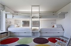 12 cool ideas for shared kids rooms