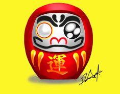 "Check out new work on my @Behance portfolio: ""Daruma"" http://be.net/gallery/67898371/Daruma"
