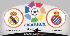 Real Madrid x Espanyol: O Real Madrid que se encontrava num momento sensacional com 22 vitórias seguidas e a vitória no Campeonato do Mundo de Clubes......  http://academiadetips.com/equipa/real-madrid-x-espanyol-prognosticos/