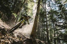 Garett Buehler. Whistler, BC