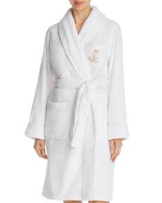Lauren Ralph Lauren Short Robe   Bloomingdale's