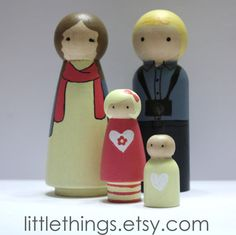 family of pegs