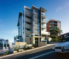 The Cliffs Apartments // Multi-Residential Building Design, Brisbane Australia // designed by Ellivo Architects