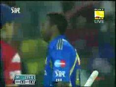2nd Innings MI Batting - DD vs MI - DLF IPL 2012 - Match 36 - Full Match Highlights - April 27 2012