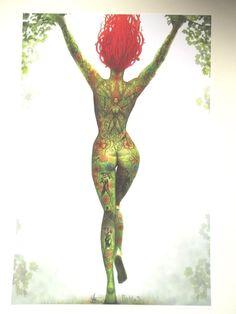 NATHAN SZERDY HAND SIGNED 12X18 ART PRINT SHE-RA /& RAINBOW BRITE PIN UP NEW