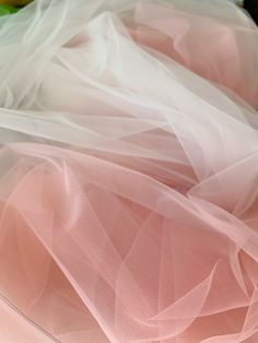 Pink Tulle, Tulle Lace, Ombre Color, Gradient Color, Ruffle Fabric, Thing 1, Blue Pearl, Dip Dye, Peach Colors