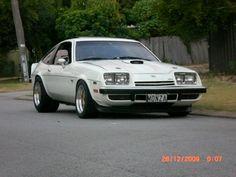 1976 Chevy Monza
