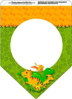 Dinasour Birthday, Dinosaur Birthday Party, Diy Birthday, Safari Theme Party, Party Themes, Die Dinos Baby, Dinosaur Alphabet, Dinosaur Party Decorations, Dinosaur Printables