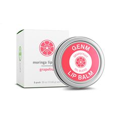 Zija International - GenM Lip Balm-Grapefruit Cooking Timer, Grapefruit, Lip Balm, Lips, Skin Care, Skincare Routine, Skin Treatments, Lip Moisturizer, Eos Lip Balm