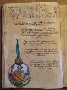 witch ball | Tumblr
