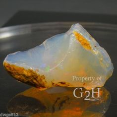Mouse over image to zoom    Have one to sell? Sell it yourself  34.08 cts, Jelly Lightning Ridge Crystal Australian Opal, Nice Fire! Large!