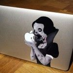 These stickers makes me want a mac!