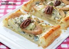 Yummy Snacks, Snack Recipes, Cooking Recipes, Quiches, Homemade Sauerkraut, Le Pilates, Healthy Sauces, Savory Pastry, Great Appetizers