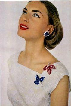 Jewelry by Van Cleef & Arpels, 1955