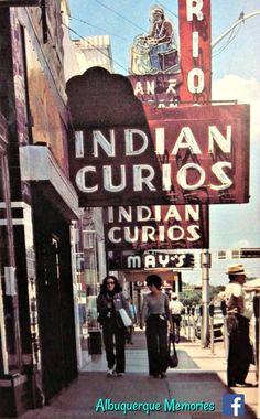 Albuquerque 1976 Old Route 66, Albuquerque News, Land Of Enchantment, New Mexico, Chile, Memories, History, 1970s, Smoke