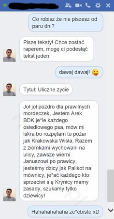 22 rozmowy facebookowe i smsowe, które cię rozbawią – Demotywatory.pl