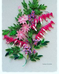 Check paperartspb's Instagram Квиллинг#ручнаяработа#handmade#hobbi#botanicalquilling#цветы#вдохновение#тамарахотулева 1547377911807761200_3635527689