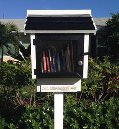 Terra Spero. Delray Beach, FL. Our family is so excited to bring the first Little Free Library into the Lake Ida neighborhood! We love to read and will fill the library with a variety of book, mostly non-fiction adult and lots of non-fiction kids books. We hope that you can find something you love...and drop off books you have loved.