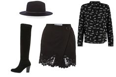 Outfit inspiratie: All black everything