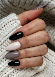You can see here some of the best nail arts and designs to make your hands' look more attractive and cool. We have presented here the stunning hybrid nail designs for more cute and beautiful hands' look in year Classy Nails, Stylish Nails, Trendy Nails, New Year's Nails, Hair And Nails, Fall Nails, Aycrlic Nails, Cute Acrylic Nails, Cute Nails
