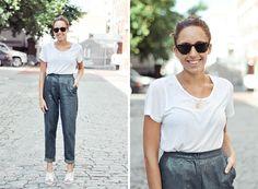 Nicole Newman, ELLE junior fashion editor