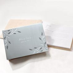 Nature's Love Wedding Guest Book | #exclusivelyweddings
