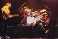 June 21,1980 Ahoy, Rotterdam. Pht: Laurens Van Houten. [dnlok]