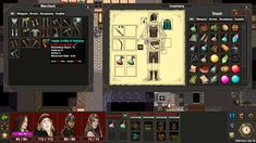 Sulis is a Role Playing Game (RPG) with turn based, tactical combat, deep character customization and an engaging storyline.  Linux, Windows.