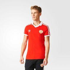 fb959e0a59ec Adidas Originals United Shirt Manchester United
