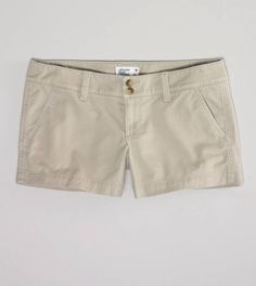 American Eagle Midi Shorts- I have these and they are the perfect length and a cute style, which doesn't combine often in girls' summer shorts