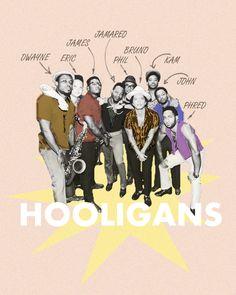 Meet The Hooligans