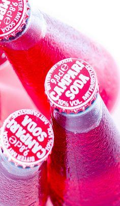 Campari soda - my summer drink divino lo probé