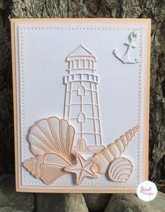 Shells lighthouse
