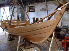 Viking Boats of Ullapool: And now for Something Different...
