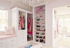 Dream of Bathrooms and Closets