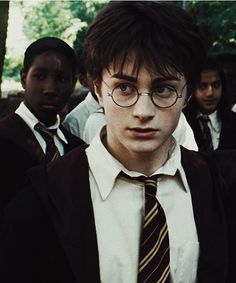 The one movie where Harry looked the way I imagined him.