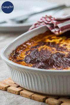 Den ligner og smager som en klassisk lasagne, men er fuld af antiinflammatorisk styrke. Recipe Images, Squash, Mashed Potatoes, Chili, Beef, Ethnic Recipes, Kitchen, Lasagna, Whipped Potatoes