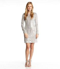 Karen Kane Sequin Dress