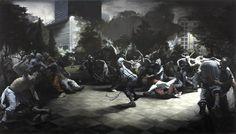 Guillaume Bresson, chorégraphe de la violence urbaine
