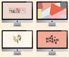 hi-tech monday: es hora de cambiar / time for a change wallpapers!!
