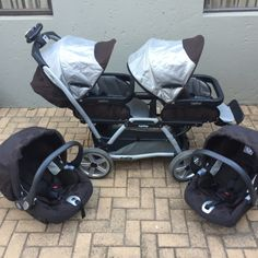 Peg Perego Duette Twin Stroller For Sale Magalies View - image 1