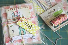 Unify Handmade: Cards For A Friend