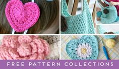 These messy bun hat crochet patterns are the hottest thing in crochet. Make one for the long-haired people in your life. These make great gifts!