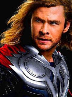 #Thor The God of Thunder you say? No wonder I get wet when it rains ;)