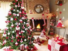 pinterest arboles de navidad decorados buscar con google