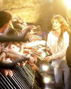 grafika florence and the machine, florence welch, and Queen