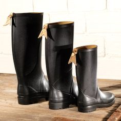 classic boots via cool hunting