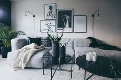Living Room Interior, Home Living Room, Living Room Upgrades, Modern Home Interior Design, House Rooms, Decor Room, Decoration, Home Fashion, Couch